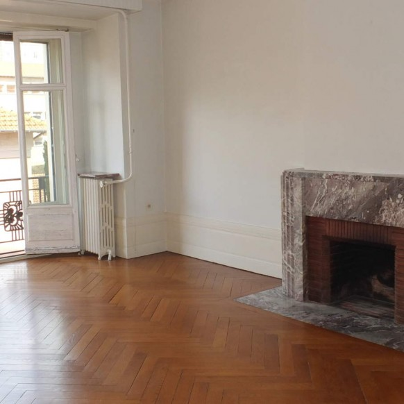 Location appartement 170 m²