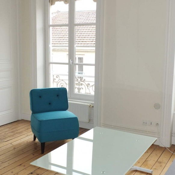 Location appartement 53 m²