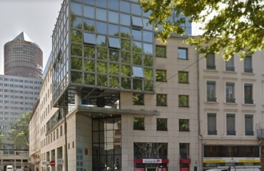 Immeuble l'Angle d'or Cours Lafayette