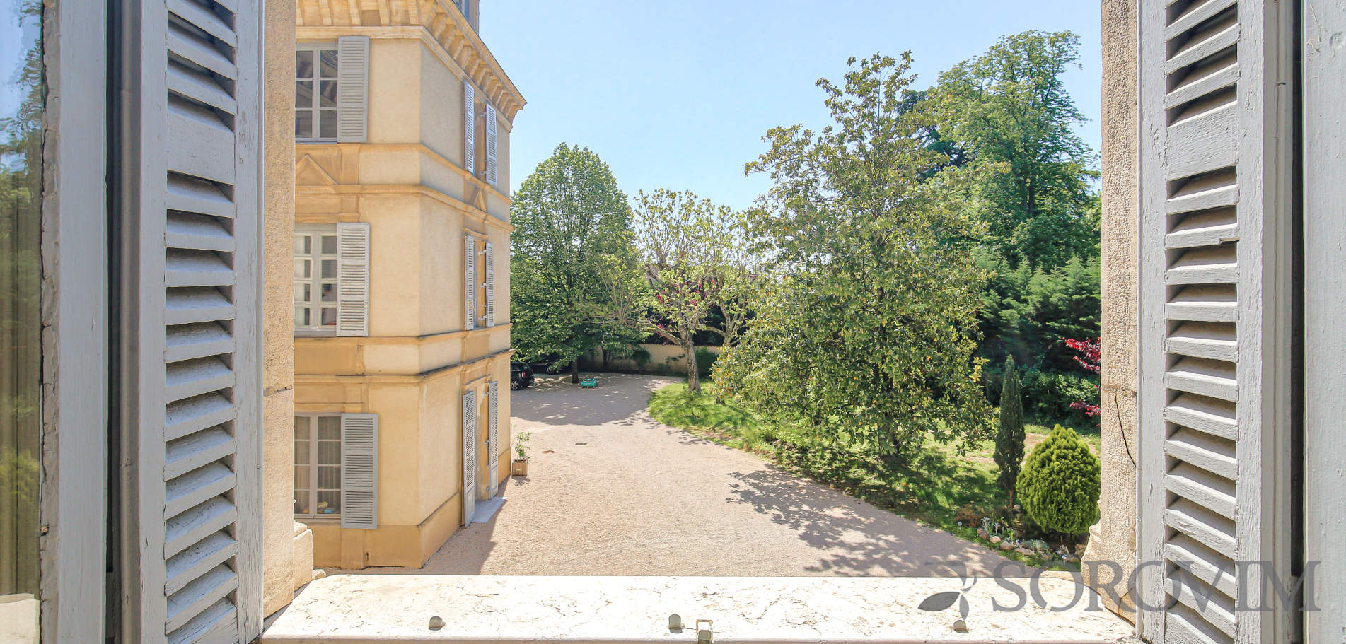 Vente appartement 132 m² - Ecully
