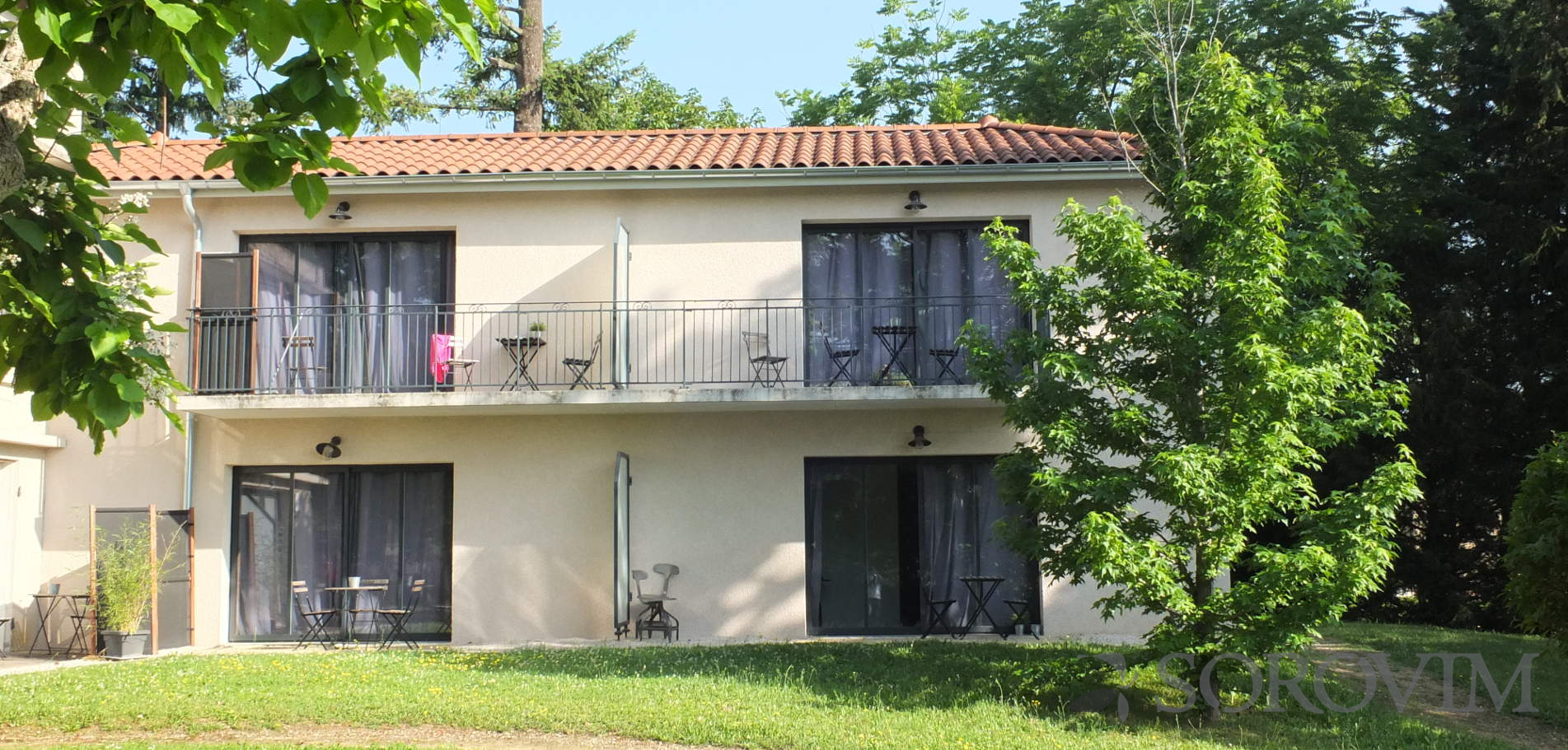 Vente appartement 28 m² - Ecully