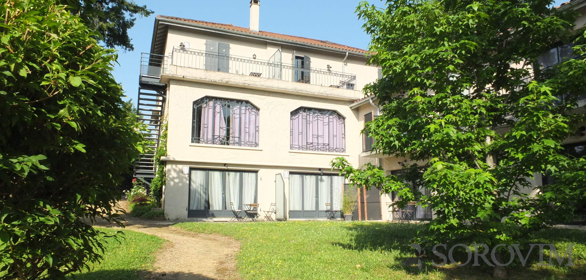 Vente appartement 55 m² - Ecully