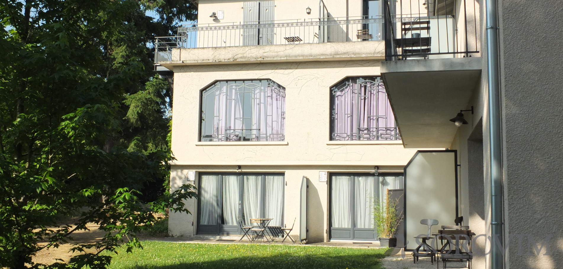 Vente appartement 38 m² - Ecully